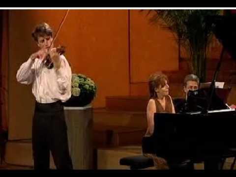 Lorenzo Gatto | Tchaikovsky : Valse Scherzo | Queen Elisabeth Violin Competition | 2009