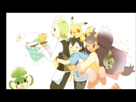 Pokémon Best Wishes ED ~ Te wo tsunagou~ (Sub Español)