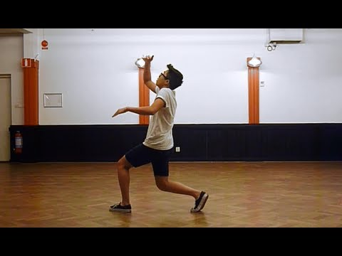 Chris Brown - Sweet Love | Choreography by @BrianPuspos (cover by TriZZle)