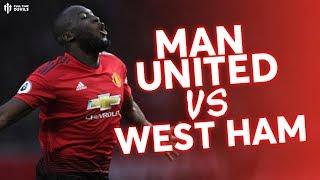 MAN UTD vs WEST HAM | Premier League Preview