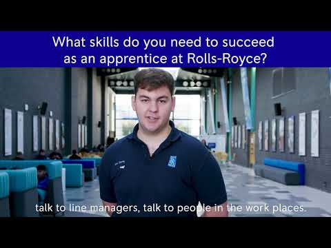 Rolls-Royce | Are you what we look for in an apprentice?