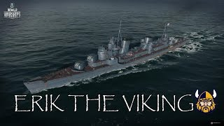 World of Warships - Erik the Viking