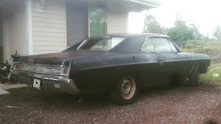 Cheap chevy HEI ignition upgrade from points, 66 Buick skylark rat rod muscle car project