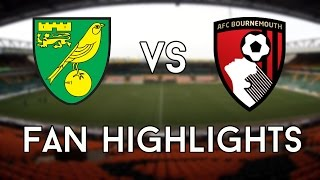 Video Gol Pertandingan Norwich City vs AFC Bournemouth