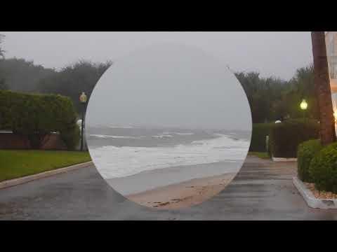 Hurricane Irma Update Victoria Condo  Vero Beach Florida Sunday 7 AM 9 10 17 Ron Crider