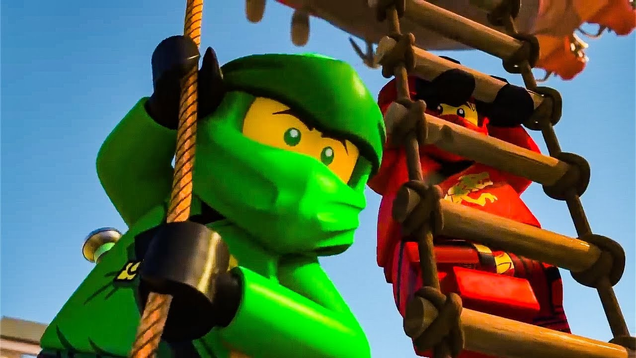 Lego Ninjago Season 10 Darkness Descends Trailer 2019 Hd Youtube