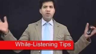 IELTS Listening (Part 1-2)