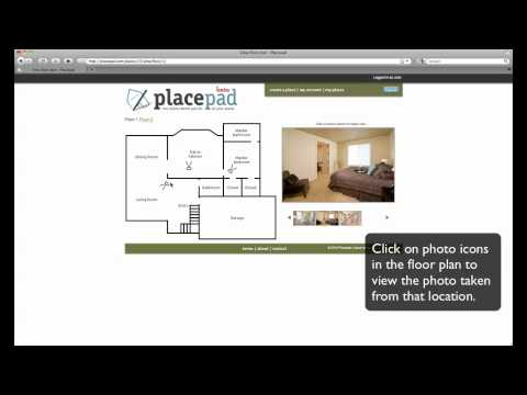 Viewing A Place On Placepad.com