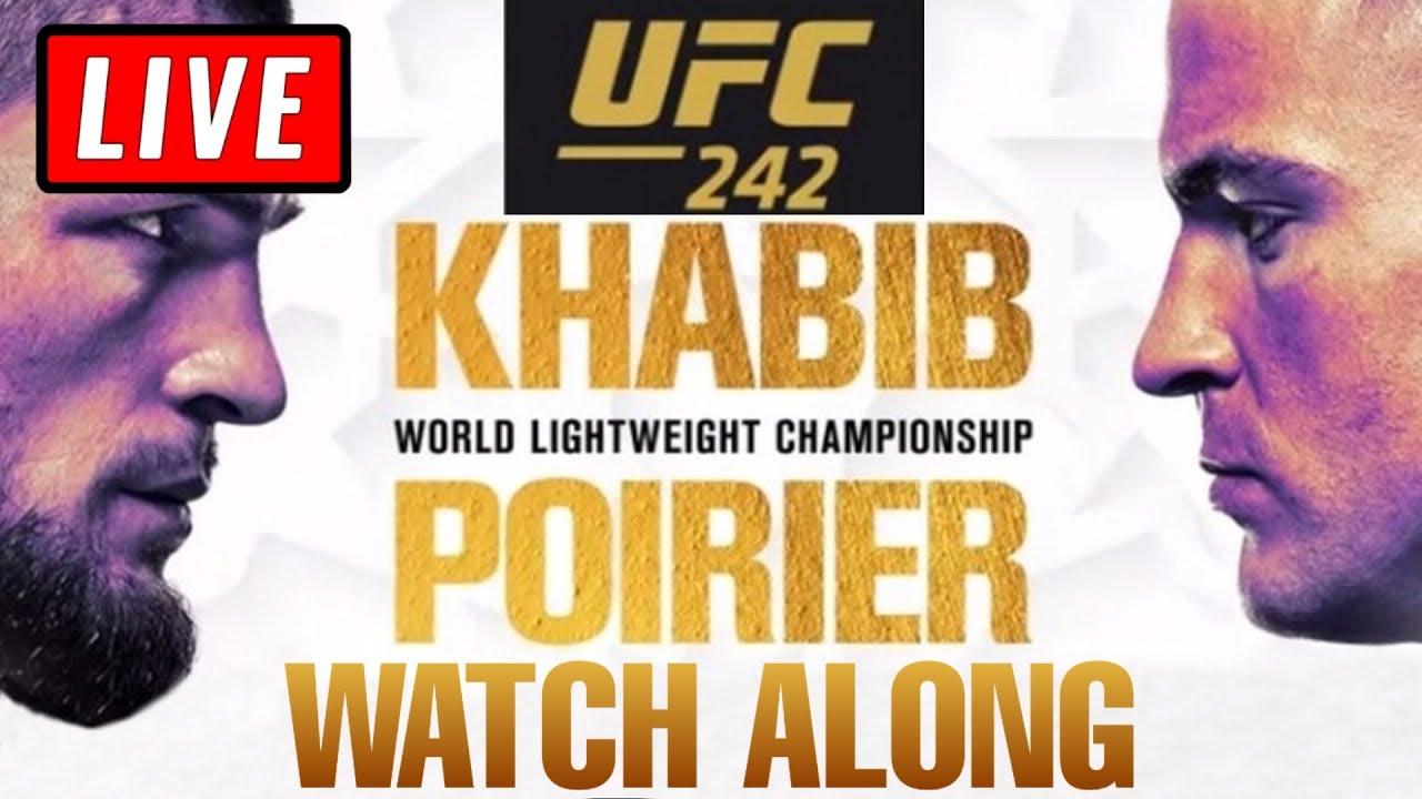 UFC 242 results -- Khabib Nurmagomedov vs. Dustin Poirier: Live updates, fight card, prelims, highlights