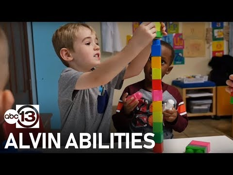 ABC13+ ALVIN: Distinct Abilities program helping students with special needs