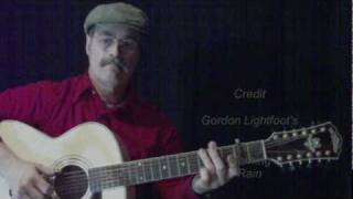 Early Morning Rain;  Gordon Lightfoot cover song by Paul Smith (1/23/2010)