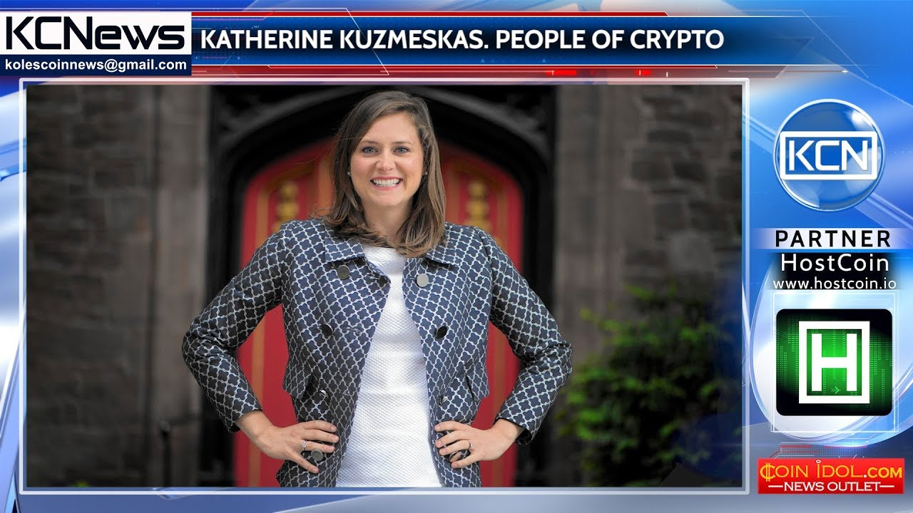 People of crypto - Katherine Kuzmeskas