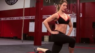 Total-body Makeover With Jen Widerstrom
