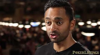 Chamath Palihapitiya: 'Poker is a Microcosm of My Own Life'