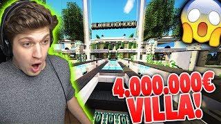 Wir KAUFEN eine 4.000.000€ teure MINECRAFT VILLA! (*Scam*?)
