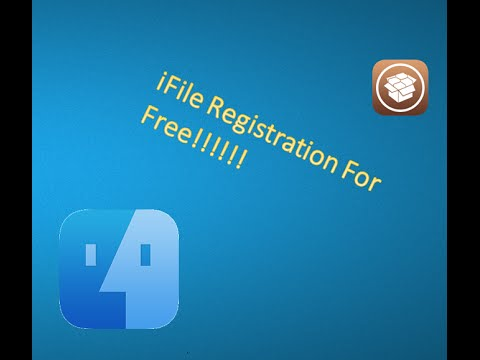 How to get iFile Licence/Registration for FREE!!!!!!!! IOS 9 3 3