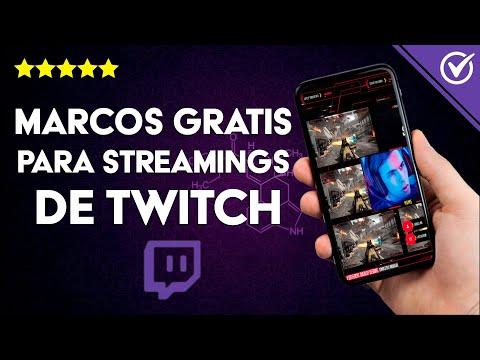 ¿Cómo Conseguir Marcos Gratuitos para mis Streamings de Twitch? – ¿Los Puedo usar en OBS?
