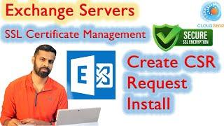 Create CSR and Install Exchange Server 2013 SSL Certificate(Create CSR and Install Exchange Server 2013 SSL Certificate Published By - http://www.exchangedictionary.com/ Website Access URL -, 2013-10-29T13:16:30.000Z)