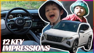 ALL NEW 2022 Hyundai Tucson Hybrid: Here's Why Families Will Love It!