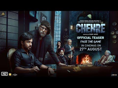 Chehre: Official Teaser | Amitabh Bachchan, Emraan Hashmi | Rumy J | Anand Pandit, 27th August 21
