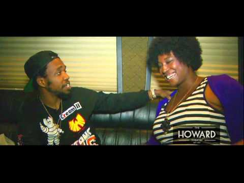 Interview with Curren$y   LIVE at The Howard Theatre