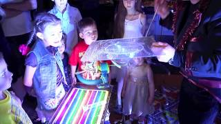 Шоу мыльных пузырей - детский праздник (Олег Кушпиль)
