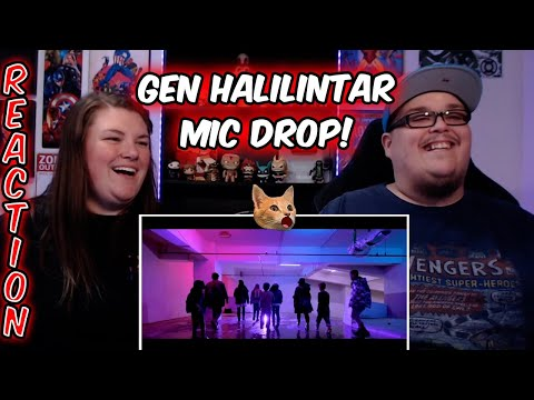 BTS(방탄소년단) - MIC Drop - Gen Halilintar (Cover) REACTION!! 🔥