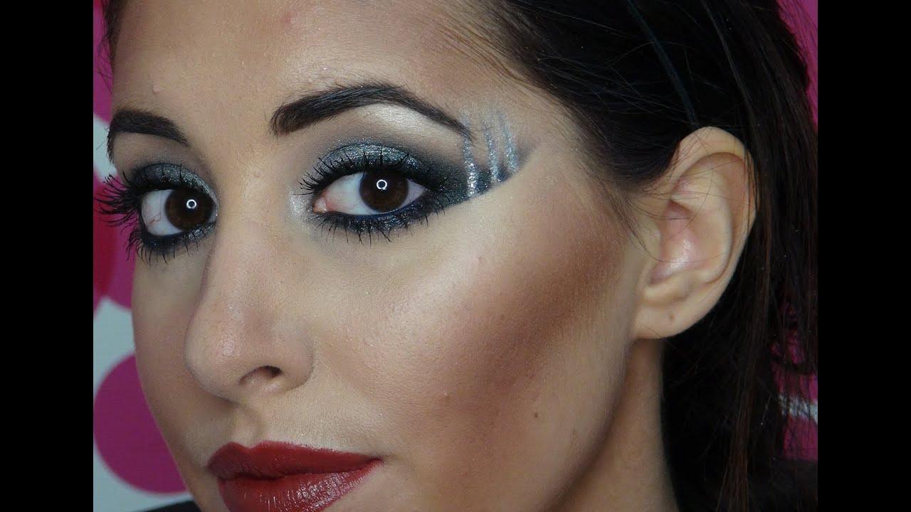 Tutoriel wolverine maquillage d 39 halloween youtube - Maquillage simple halloween ...