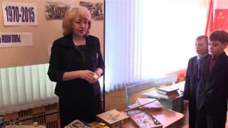 Родом из СССР. Музей в средней школе №41 г. Омска