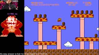 Billy Mitchell's Super Mario Bros. 4:45.13 *World Record* | 1988