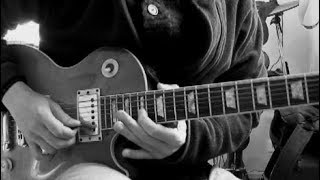 Johnny Hallyday - Quelque chose de Tennessee guitar improvisation