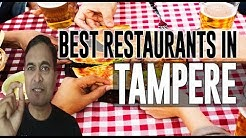 Best Restaurants and Places to Eat in Tampere, Finland