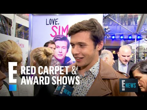 "Nick Robinson Opens Up About ""Love, Simon"" Role 