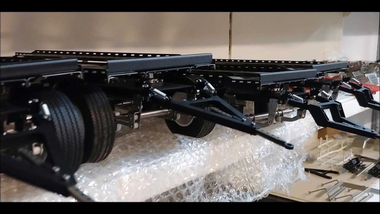 1/14 parts for rc-trucks - Scale-parts production