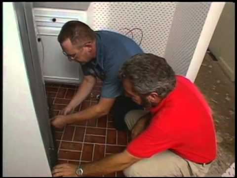 water hookup for whirlpool refrigerator