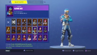 Fortnite Free! *Stacked Account Giveaway!! *| Playground LTM Permanent| Clan Tryouts