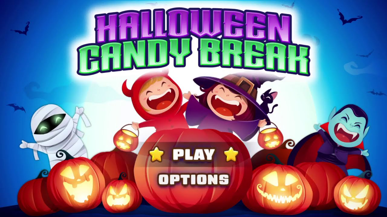 Halloween Candy Break - Platinum Full Gameplay -Trophy Guide PS4