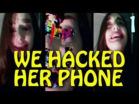 WE FOUND THIS PHONE - 2 girls 1 let's play SIMULACRA Part 1
