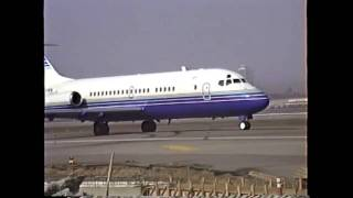 Beautiful VIP McDonnell Douglas DC-9-15
