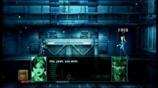 Snake's Codec Conversations Taunt (Zero Suit Samus) Super Smash Bros. Brawl - Nintendo Wii/Wii U