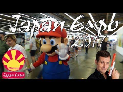 JAPAN EXPO 2017 (MARCUS V.S. JAPAN EXPO 2017)