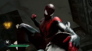 The Amazing Spider-Man 2 (PS4) Walkthrough Part 6 - No One is Safe