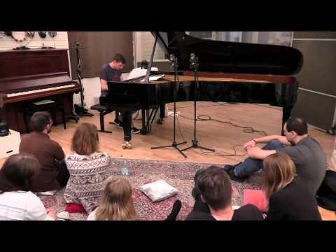 Piano concert @ Mill Factory Studio 9/5