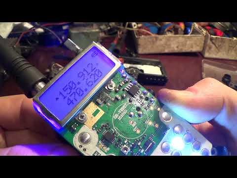Радиостанция Baofeng UV-5R. Почему нет передачи?  Берегите электронику от воды !!!