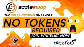 Scaleswap Next IDO Launchpad &…