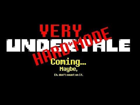 Undertale - Very Hard Mode