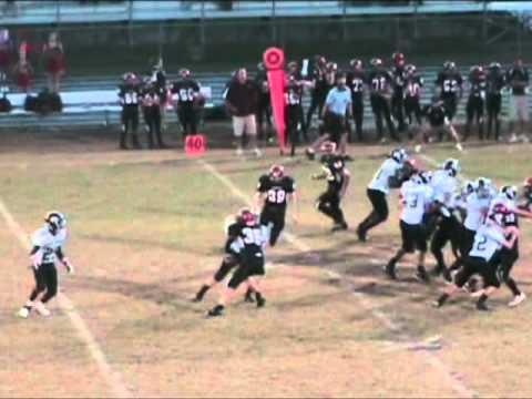 C/O 2015 13 yr old football player Jaye Miner Running Back Linebacker Dr John Long Middle School