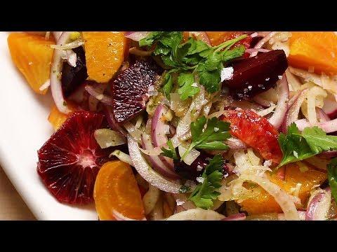Blood Orange, Beet, and Fennel Salad Recipe!