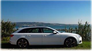 """Audi A4 Avant  """"Revolution verschoben"""""""