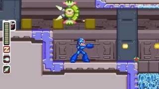 Play As X from Megaman X 5 in Megaman Zero 3
